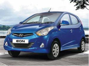 Hyundai Eon New Small Car Export Nepal Price 9 Lakhs