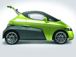 Mahindra   Reva NXR   Compact Electric Car   Mileage   9 Times ...