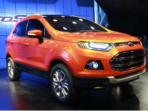 EcoSport Brings In Huge Investment