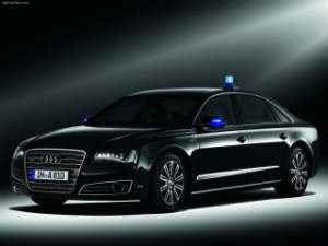 Audi A8 L Armored Car India Launch Plans Bullet Proof