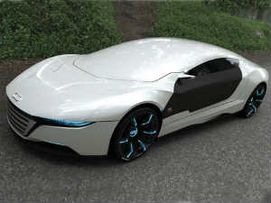 Amazing Audi New Car