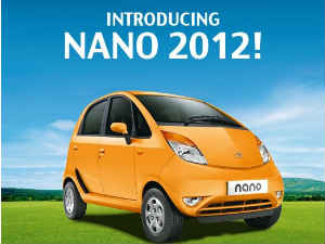 Tata Nano Crosses The Ganga