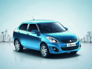 New DZire Fires Up Maruti Suzuki