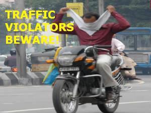 Traffic Violations Fines Increased Ten Fold