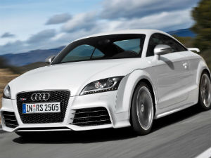 Audi TT Coming This Month