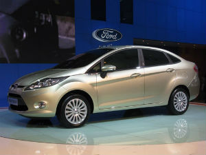 Ford Joins Price War With New Fiesta