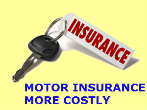Motor Insurance Rates Hikes From April Third Party