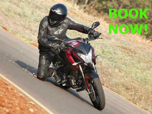 Book Your Pulsar 200 NS Now