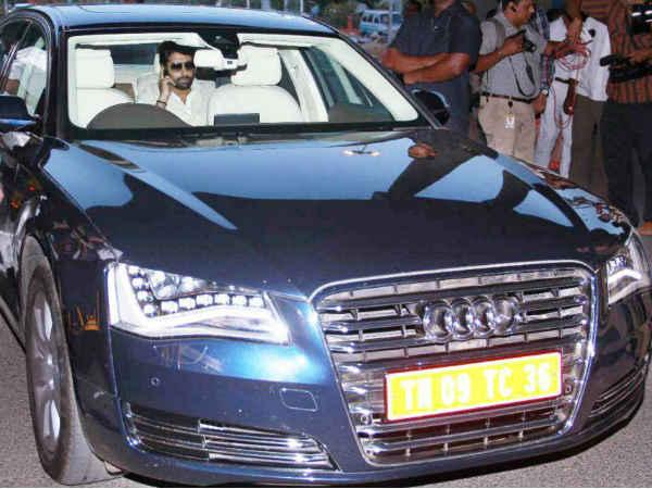 Abhishek Bachchan S New Car Audi R8 L Pictures Celebrity Cars