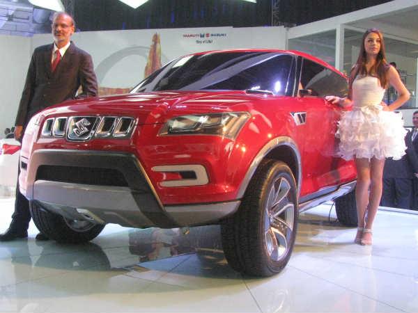 Maruti Suzuki Xa Alpha Launch