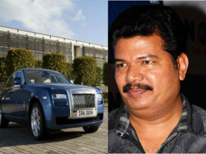 <strong>Click Here to view director Shankar's Rolls-Royce</strong>