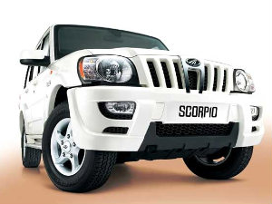 New Mahindra Scorpio SUV In The Offing