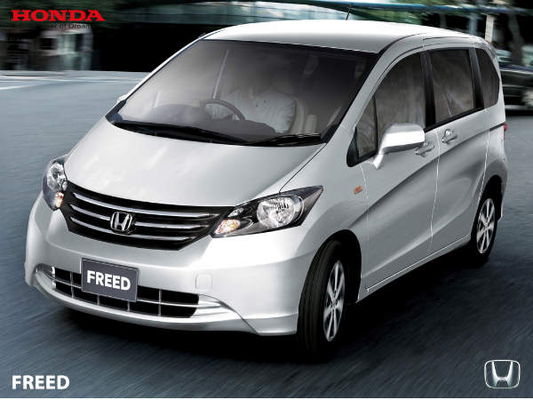 Honda New Mpv Seven Seater Maruti Ertiga Drivespark