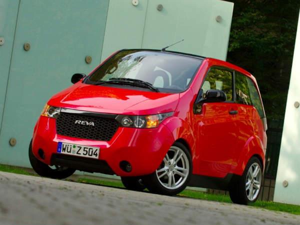Mahindra Reva NXR | Electric Car | Found Testing | Bangalore ...