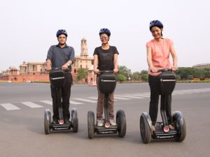 Bird Group Launches Segway Pt In India Two Wheeled Transport