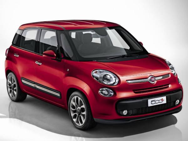 Fiat 500 X | Based On 500 | Debut | 2013 - DriveSpark News