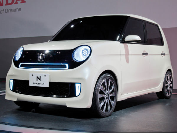 honda new small car under development launch 2014 nano alto drivespark news. Black Bedroom Furniture Sets. Home Design Ideas