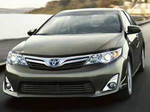 New Toyota Camry Launch August 24