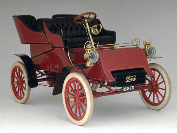 109 Years Old Ford For $5 million