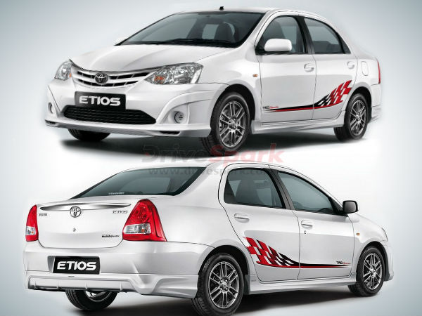 Toyota Etios | Sportivo Limited Edtion | Launched - DriveSpark News