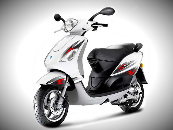piaggio fly 125 india launch plans two wheeler drivespark news. Black Bedroom Furniture Sets. Home Design Ideas