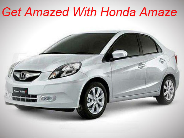 Hondas Latest Entry Level Sedan
