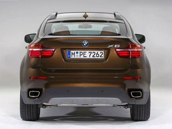 New 2013 Bmw X6 India Launch November 22 Two Variants