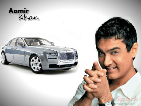 Superior Indian Celebrity Rolls Royce Owners Pictures