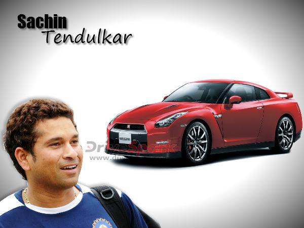 Sachin Tendulkar   Car Collection