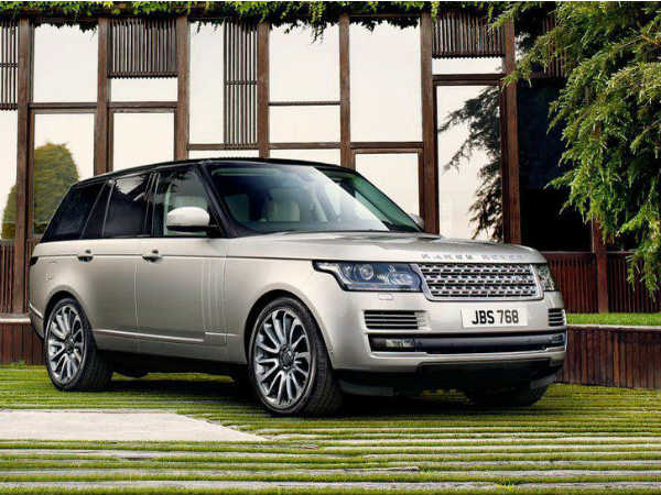 Range Rover's Premium Features