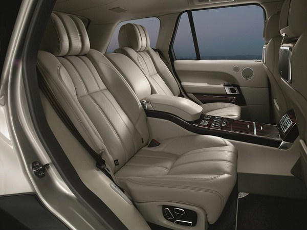 SUV Luxury Redefined