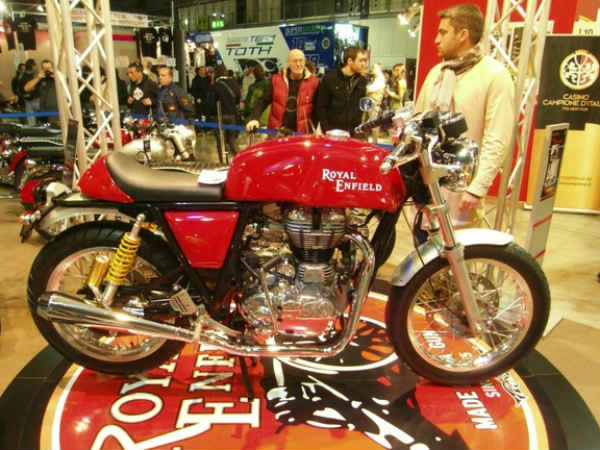 Royal Enfield Cafe Racer