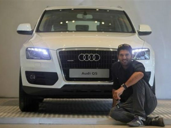 Cricketers With Most Number Of Cars 1