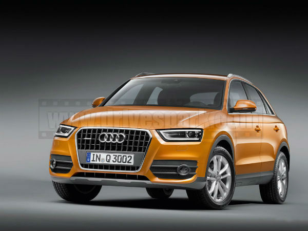 Luxury Downsized - Audi Q3