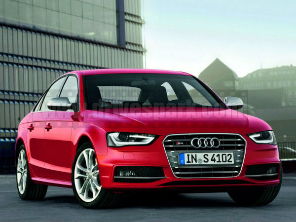 Audi Powerpacked Sedan - S4