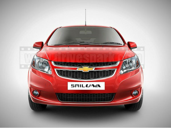 Chevrolet All New Sail U-VA