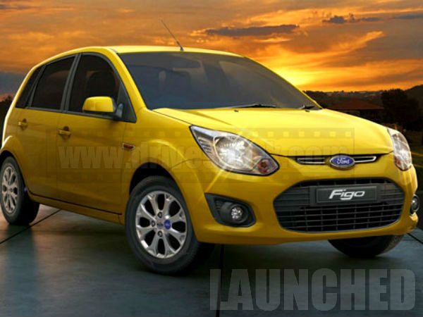 Ford Figo Version 2