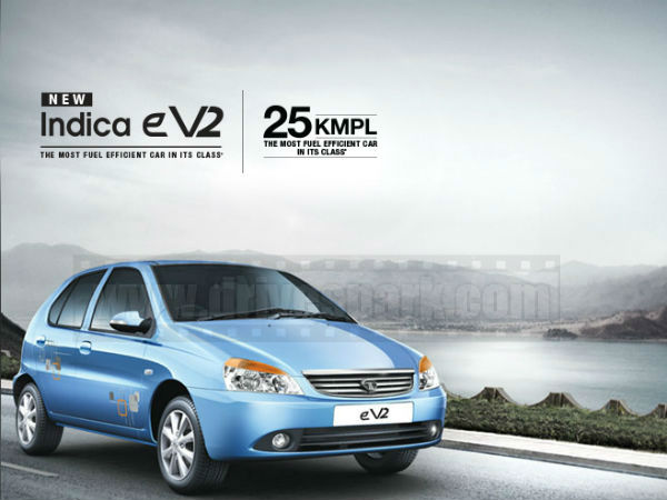 Tata Indica eV2 - the 25kmpl car