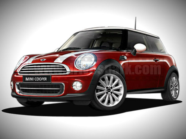 Mini Cooper from BMW