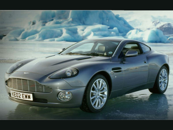 james bond 39 s car aston martin 50 years partnership. Black Bedroom Furniture Sets. Home Design Ideas