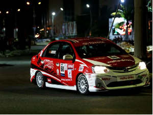 Srilanka Gets A Taste Of Etios Racing