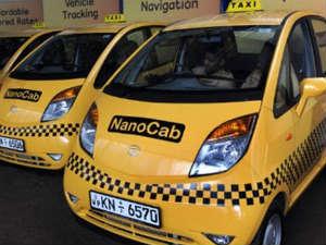 Coming Soon: Tata Nano Taxi