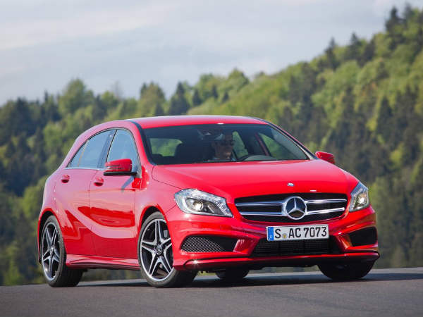 Mercedes benz a class india launch may 2013 for What is the cheapest mercedes benz