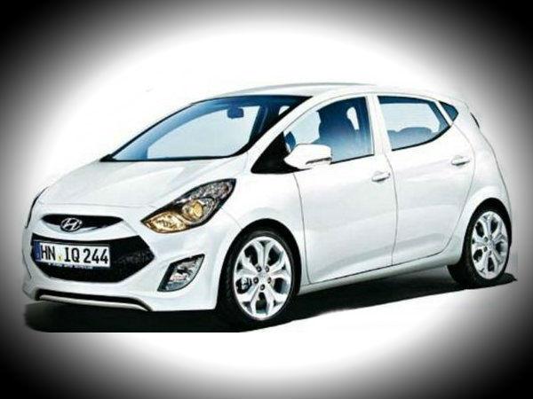 Hyundai BA | New Compact Car | To Challenge Swift | i10 Diesel ...