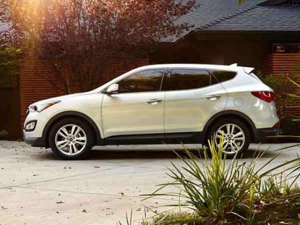 Hyundai Santa Fe | 7-Seater | Premium SUV | Launched In USA - DriveSpark News