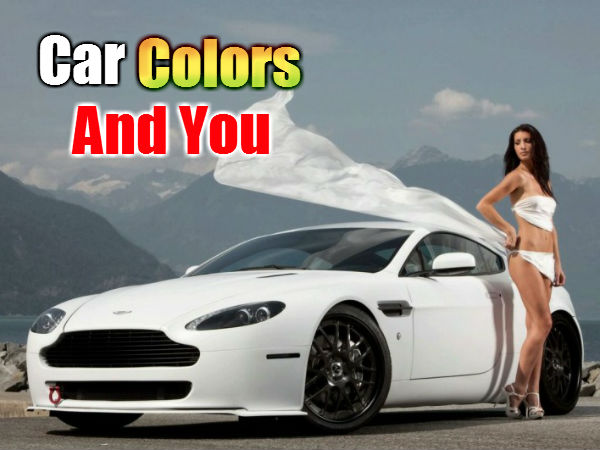 Car Colour and Personality