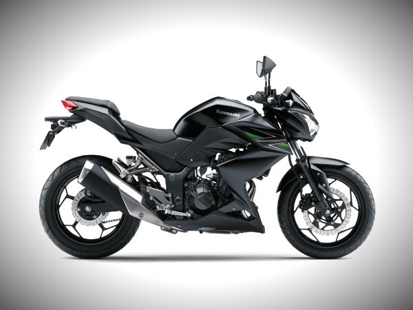 Kawasaki Z250 Street Fighter | New 250cc Motorcycle ...
