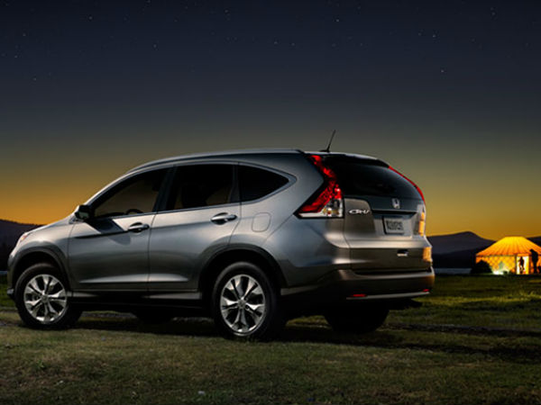 New honda cr v crossover features specifications for Difference between honda cr v lx and ex