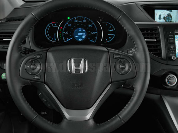 New Honda CR-V | Crossover | Features | Specifications ...