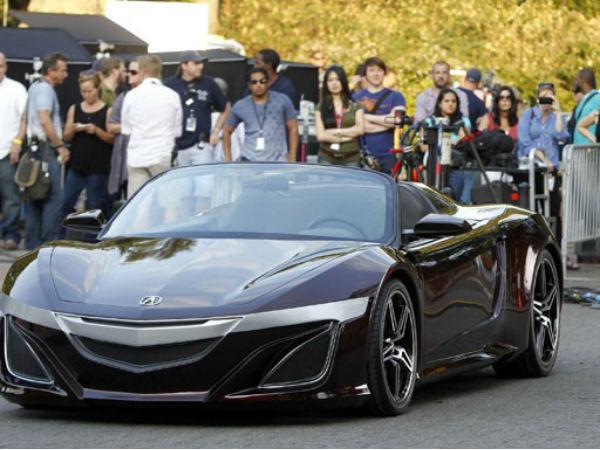 Tony Stark S Cars In Iron Man Drivespark
